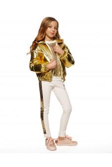 Куртка золото