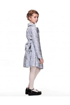 Комплект жакет и юбка жаккард