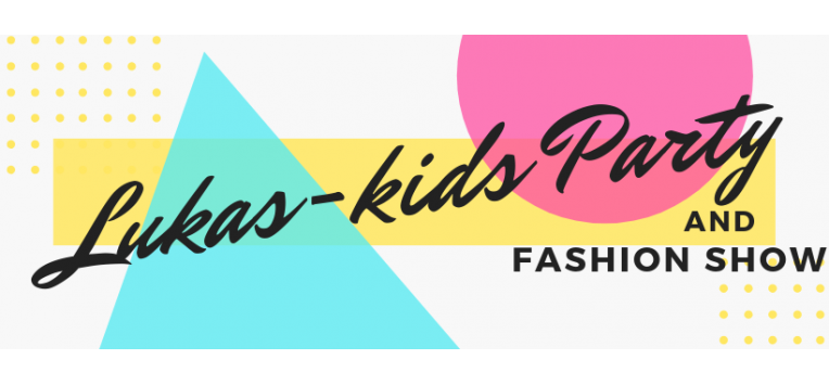 LUKAS-KIDS FASHION DAY