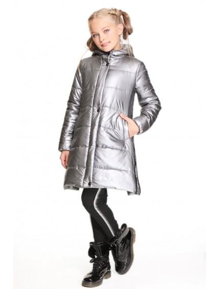 Пальто с молниями