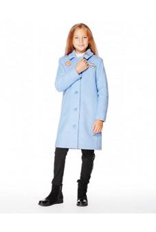 Пальто с нашивками