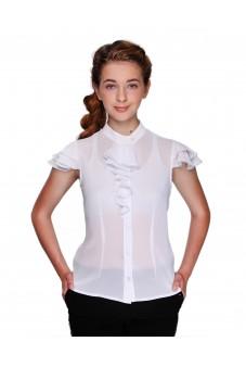 Блуза с кокилье